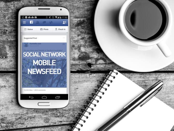 SOCIAL NETWORK  – Mobile