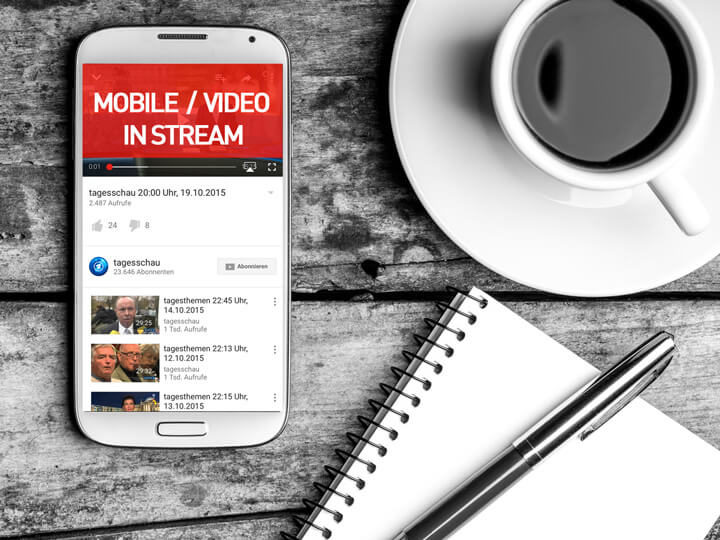 VIDEO –  Streaming Mobile